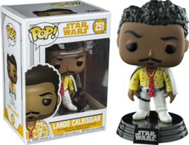 Star Wars Solo: Lando Calrissian Funko Pop 251