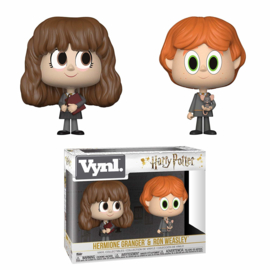 Harry Potter: Hermione Granger & Ron Weasly 2 Pack Vynl