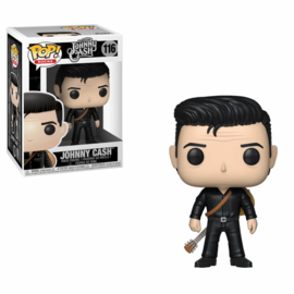 Johnny Cash: Johnny Cash (Man in Black) Funko Pop 116