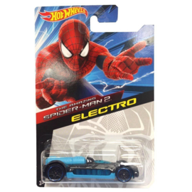 Marvel Spider-Man: Electro Hot Wheels