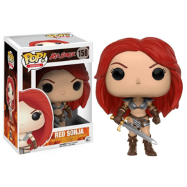Red Sonja: Red Sonja Funko Pop 158