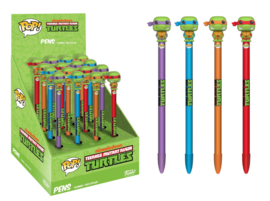 Teenage Mutant Ninja Turtles Pens