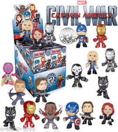 Marvel Captain America Civil Wars Mystery Mini