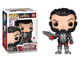 Marvel Contest of Champions: Punisher 2099 Funko Pop 303