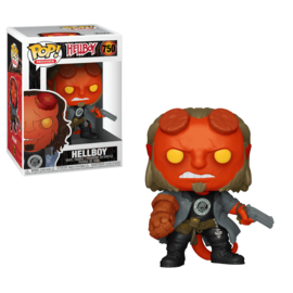 Hellboy: Hellboy with BPRD Tee Funko Pop 750