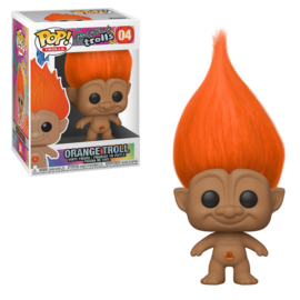 Good Luck Troll: Orange Troll Funko Pop 04