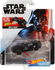 Star Wars: Darth Vader (Lightsaber - Action Feature) Hot Wheels