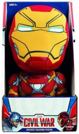 Iron Man Talking Plush
