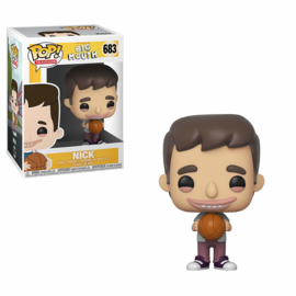 Big Mouth: Nick Funko Pop 683