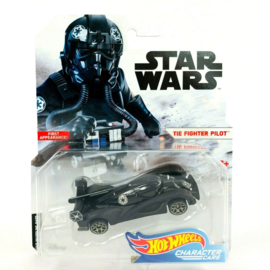 Star Wars: Tie Fighter Pilot Hot Wheels