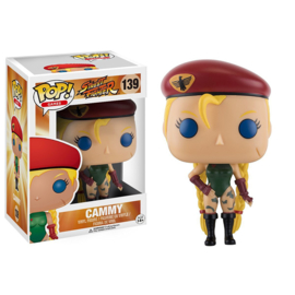 Street Fighter: Cammy Funko Pop 139