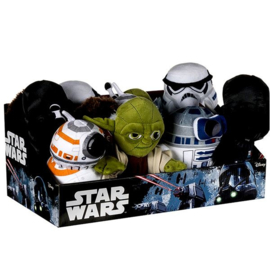 Star Wars Knuffel 6 Assorti