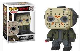 Friday the 13th: Jason Voorhees 8-Bit Funko Pop 23