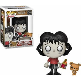 Don't Starve: Willow and Bernie Funko Pop 403