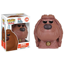 Secret Life of Pets: Duke Funko Pop 296