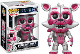 Five Nights at Freddy's: Funtime Foxy Funko Pop 228