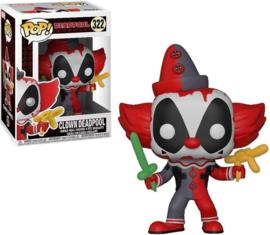 Marvel Deadpool: Clown Deadpool Funko Pop 322