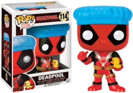Marvel Deadpool: Deadpool Bath Time Funko Pop 114