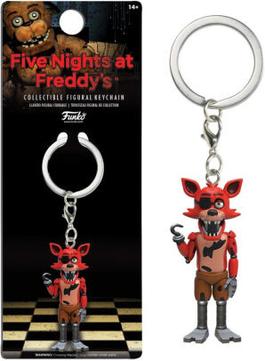 Five Nights at Freddy's: Foxy Sleutelhanger