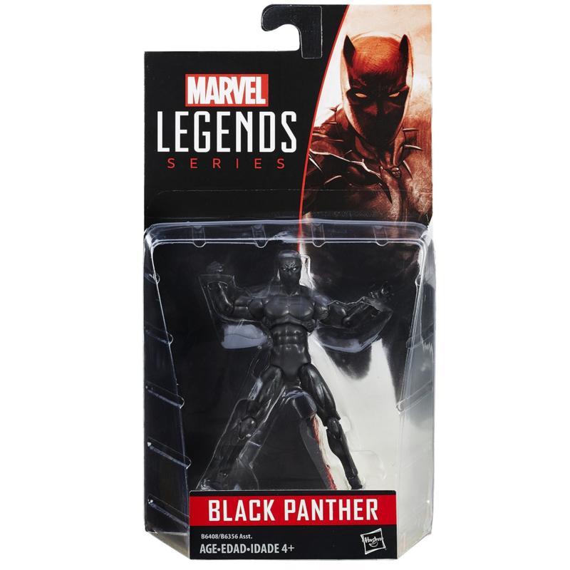Marvel Legends Series: Black Panther Figuur