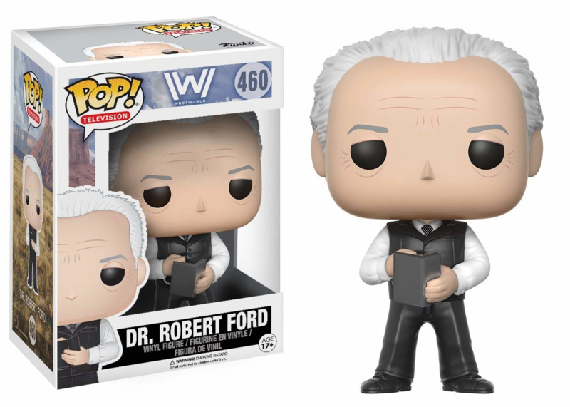 Westworld: Dr Robert Ford Funko Pop 460