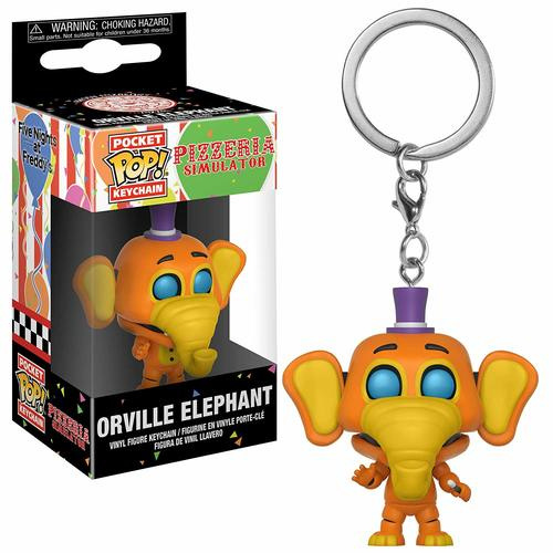 Five Nights at Freddy's: Orville Pocket Pop Keychain