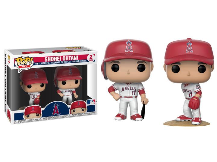 MLB: Shohei Ohtani Funko Pop 2-Pack