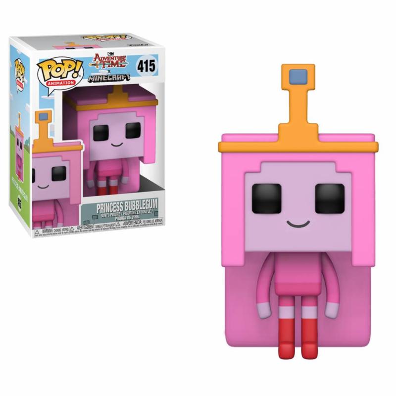 Adventure Time: Princess Bubblegum Funko Pop 415