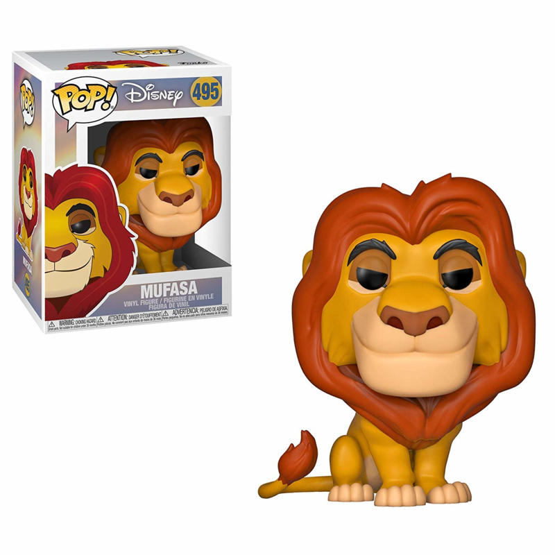 Disney Lion King: Mufasa Funko Pop 495