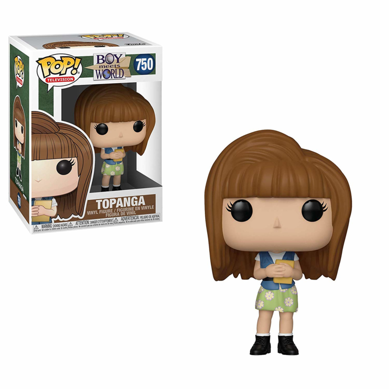 Boy meets World: Topanga Funko Pop 750