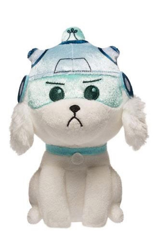 Rick and Morty: Snowball Galactic Plush
