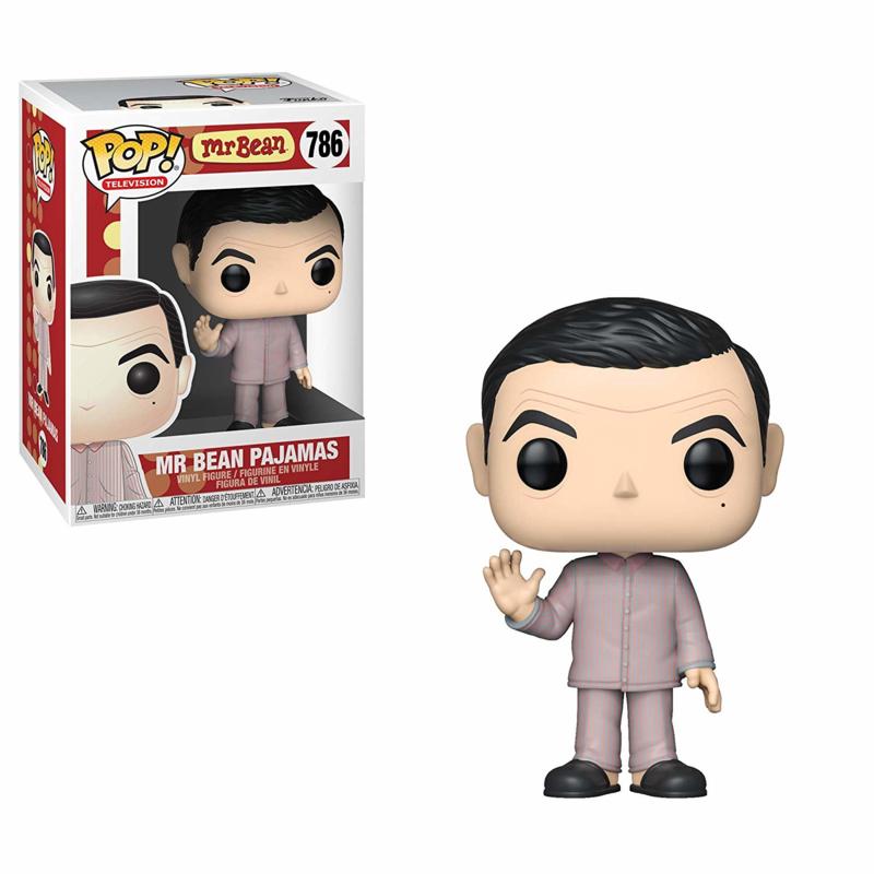 Mr Bean: Mr Bean Pajamas Funko Pop 786