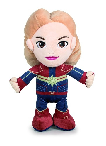 Captain Marvel Knuffel