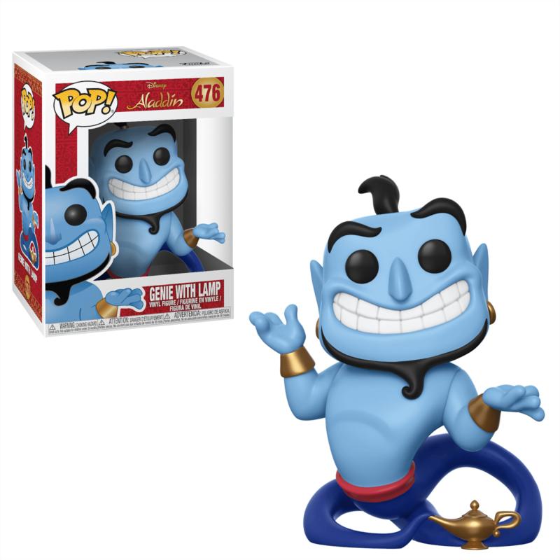 Disney Aladdin: Genie with Lamp Funko Pop 476