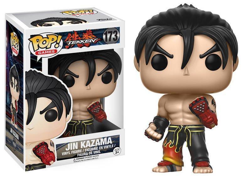 Tekken: Jin Kazama Funko Pop 173