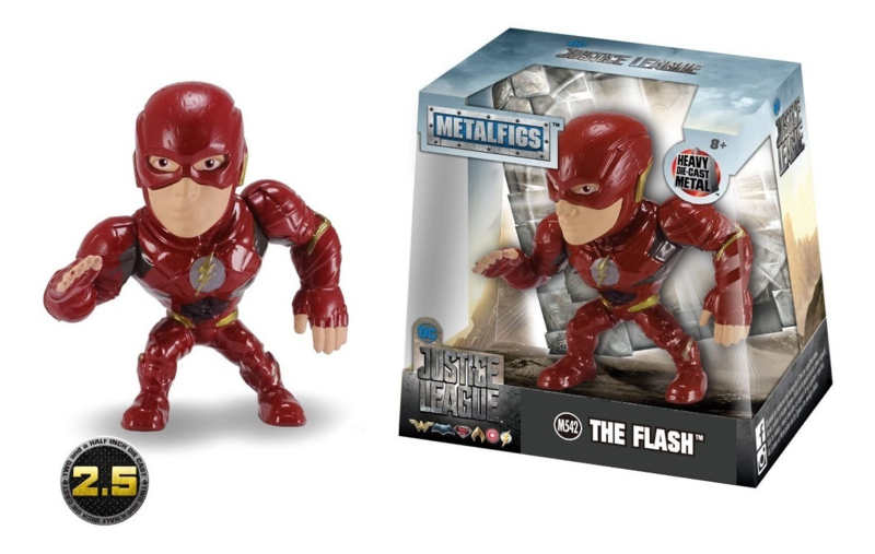 DC Justice League: The Flash Metalfig