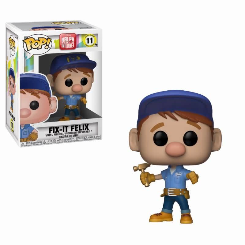 Disney Ralph Breaks the Internet: Fix-It Felix Funko Pop 11
