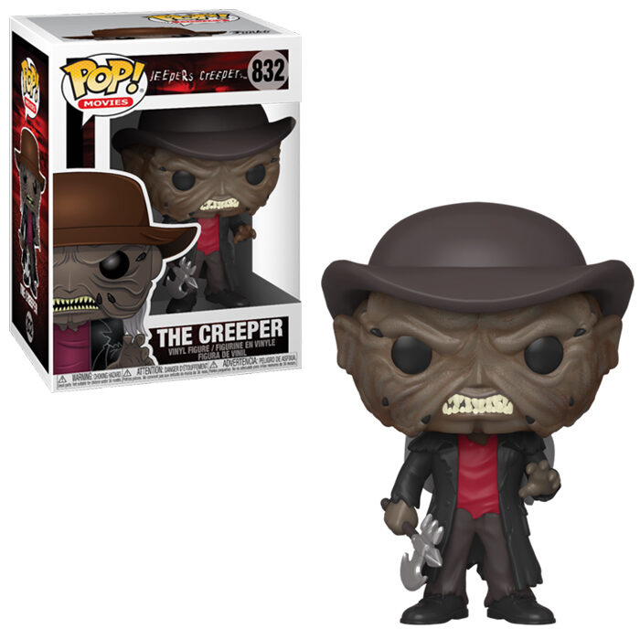 Jeepers Creepers: The Creeper Funko Pop 832