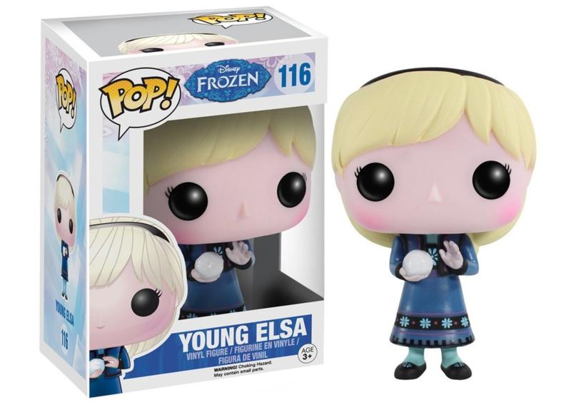 Disney Frozen: Young Elsa Funko Pop 116