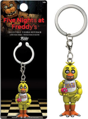 Five Nights at Freddy's: Chica Sleutelhanger