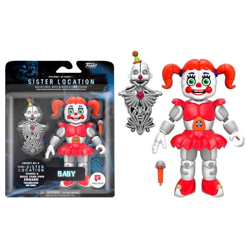Five Nights at Freddy's: Baby Figuur