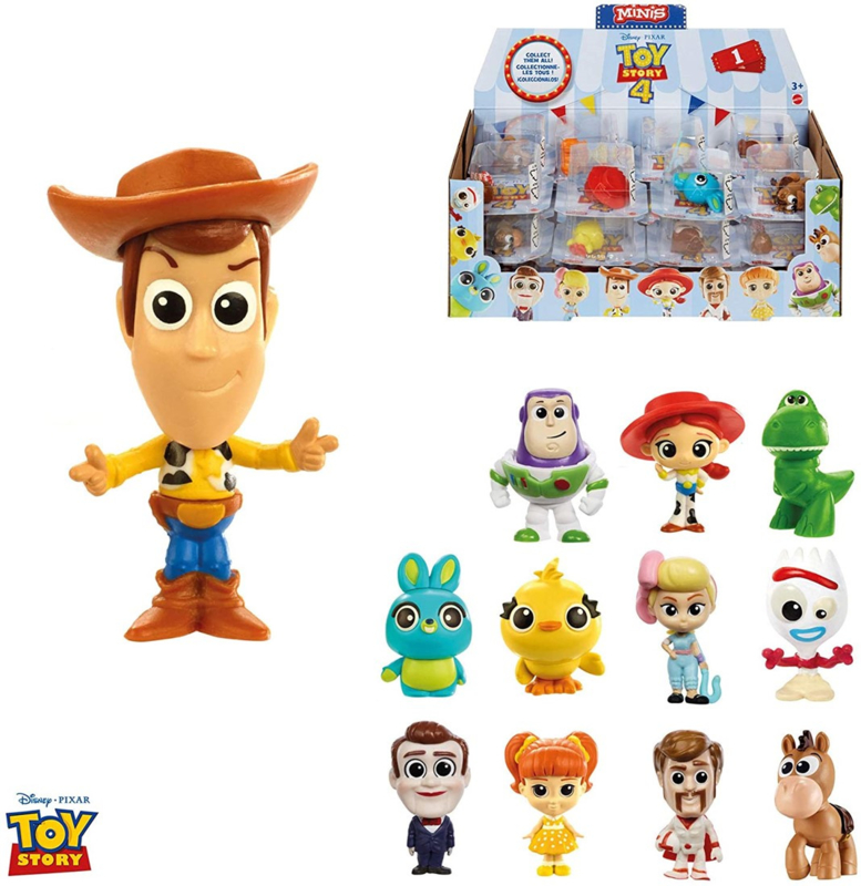 Toy Story 4 Mini Figuur