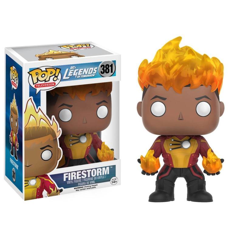 DC's Legends of Tomorrow: Firestorm Funko Pop 381