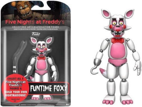Five Nights at Freddy's: Funtime Foxy Figuur
