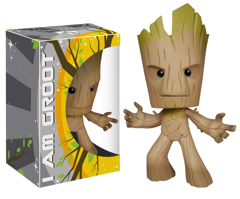 Marvel Guardians of the Galaxy: Groot Super Deluxe Figure