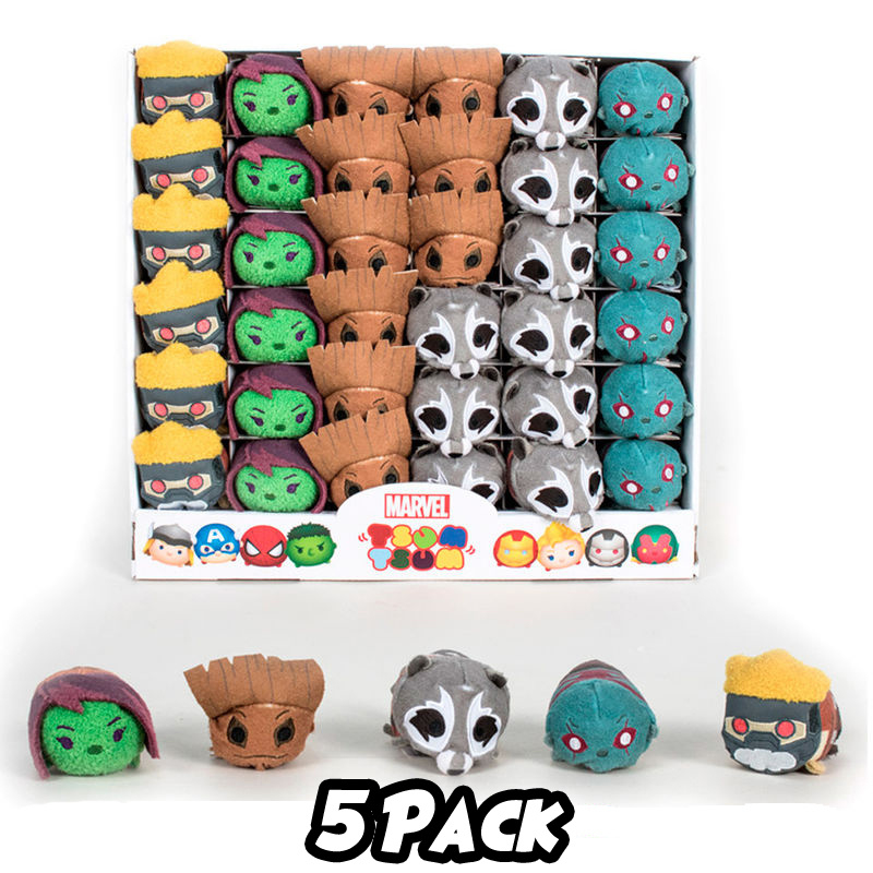 Guardian of the Galaxy Tsum Tsum 5 Pack