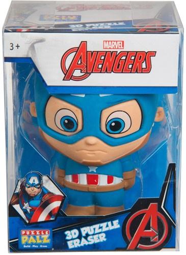 Marvel Avengers: Captain America 3D Puzzle Gum