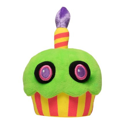 FNAF: Cupcake Knuffel Blacklight Supercute Plush