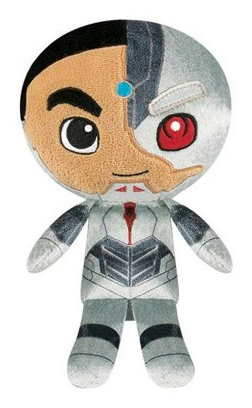 DC Justice League: Cyborg Hero Plushie