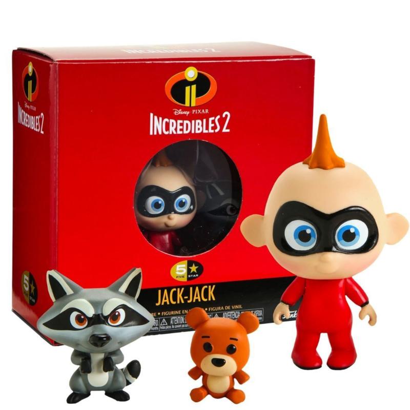 Disney Incredibles: Jack-Jack 5 Star